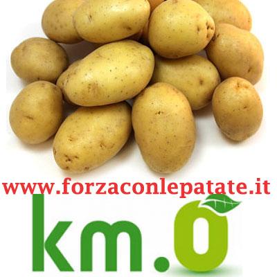 patate a pasta gialla di Avezzano